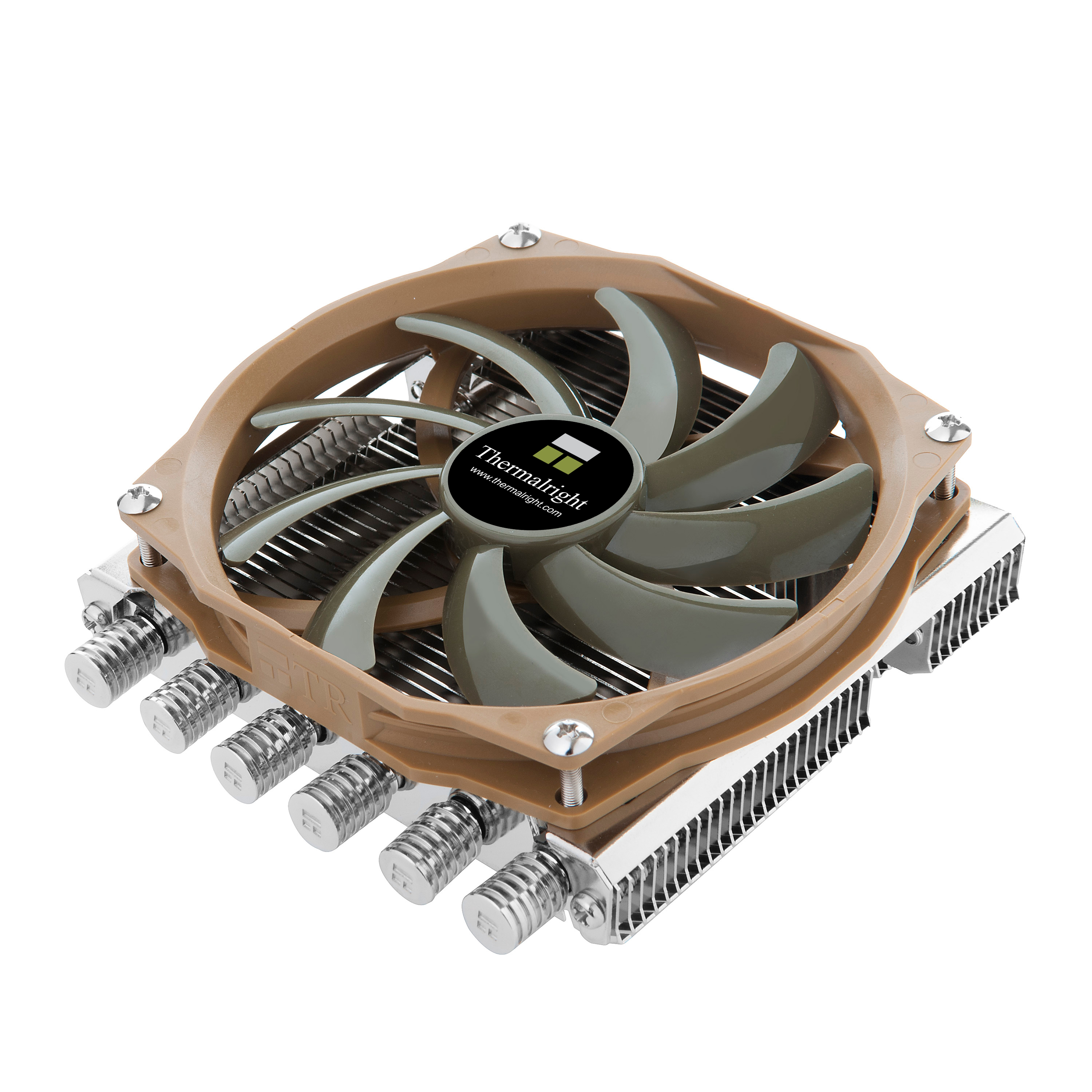 Copper Designed for ITX and HTPC Systems. Thermalright AXP-100