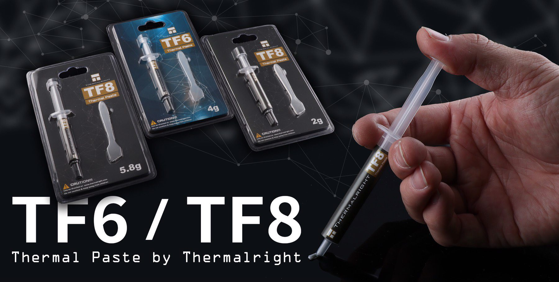 TF6/TF8 thermal paste
